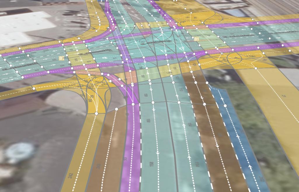 HD Map Salzburg